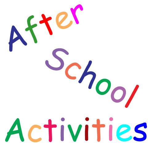 clipart school activities - photo #18